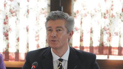 'Sekretet e EULEX': Kur pritet të dëshmojë Malcolm Simmons në Kuvendin e Kosovës