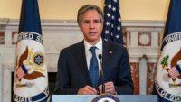 Blinken thotë se Administrata Biden do punojë në zgjerimin e marrëdhënieve ndërmjet Kosovës d...